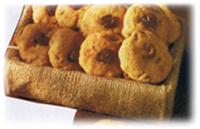 Biscuits au sirop d'érable et aux noix
