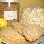 Biscuits double fourrés aux dattes