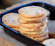 Biscuits pacanes au beurre