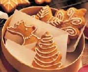 Biscuits pain d'épices au beurre