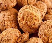 Biscuits pomme et gruau