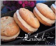 Biscuits sandwiches aux bananes et au beurre d'arachide