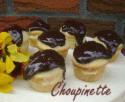 Cupcake Boston à la crème