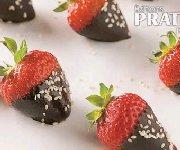 Bouchées gourmandes au chocolat