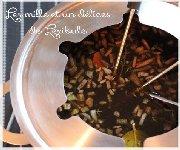 Bouillon à fondue chinoise express 1