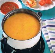 Bouillon pour fondue poissons & fruits de mer
