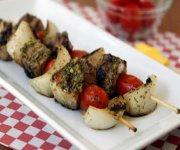 Brochettes de porc grillées faciles à préparer