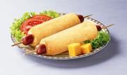 Brochettes de saucisses