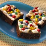 Brownies Arc-en-ciel aux Arachides
