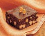 Brownies à L'orange et au Chocolat Blanc