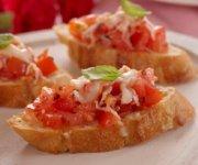 Bruschetta aux tomates