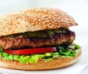 Burger à l'oeuf