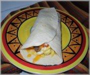 Burritos matin de Mathieu