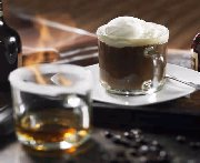 Café brésilien à la crème glacée