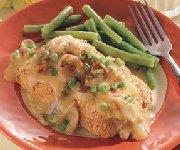 Calzones-croissants au poulet