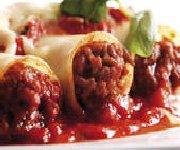 Cannellonis au veau et aux portobellos