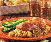 Casserole de poulet aux noix de cajou