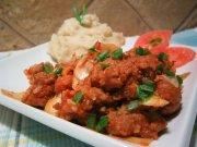 Casserole de saucisses italiennes et chou (Gregg)