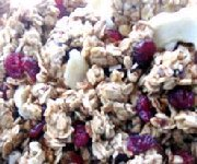 Céréales granola faites maison