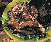 Champignons portobella grillés à l'ail