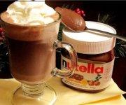 Chocolat chaud Oliveoil