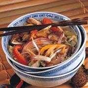 Chop Suey aux légumes 1