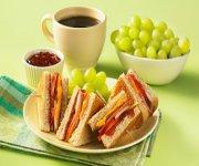 Club sandwich déjeuner