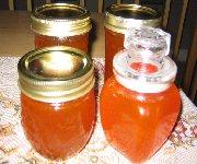 Confiture de piments rouges 2