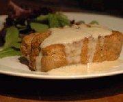 Côtelettes de porc à la crème sure