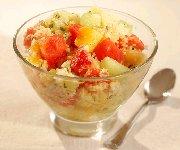 Couscous aux fruits