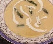 Crème d'asperges 4