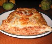 Croissant à la lasagne