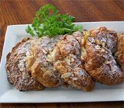 Croissants aux amandes 1