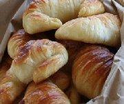Croissants à la française du Temps des Fêtes