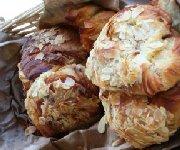 Croissants aux amandes 2