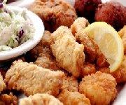 Croquettes de poisson au four