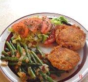 Croquettes de saumon 4