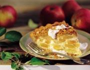 Croustillant aux Pommes et à la costarde