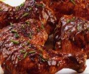 Cuisses de poulet à la chinoise