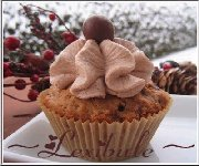 Cupcakes aux boules de Lait Malté