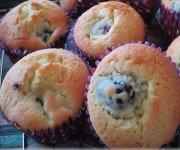 Cupcakes aux mûres fraîches