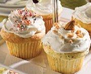 Cupcakes citron et pavot