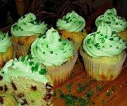 Cupcakes de la St-Patrick