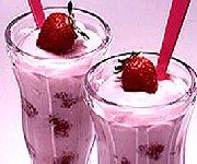 Dessert aux fraises et JELL-O