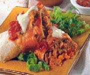 Enchiladas au four vite préparées
