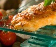 Escalopes de dindon à la parmigiana