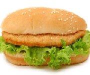 Escalopes de poulet croustillantes en burgers