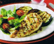 Escalopes de poulet à l'italienne