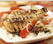 Faux poulet tandoori