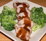 Filet de porc sauce hoisin et orange